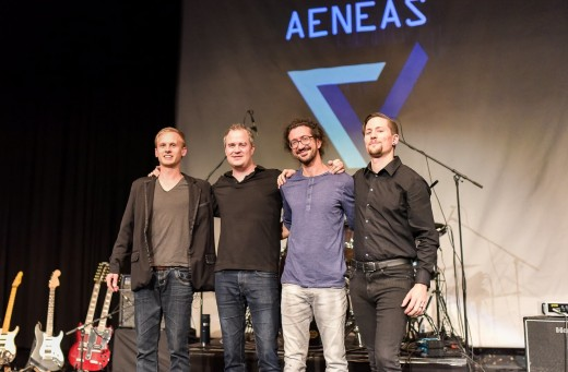 Aeneas Gruppe webseite band